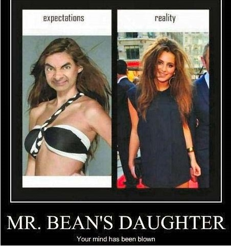 Mr. Beans Daughter!