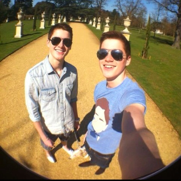 jack and finn harries family - photo #38