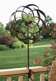 17 Best Images About Garden Spinners On Pinterest Garden