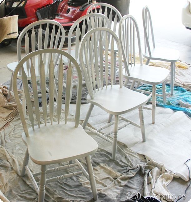 How To Redo Kitchen Table And Chairs