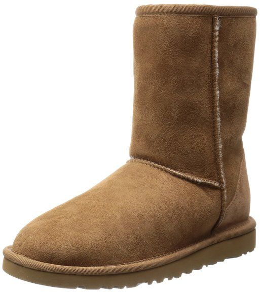 Ugg Australia Women's Classic Short Boot Chestnut 5825  5.5 UK