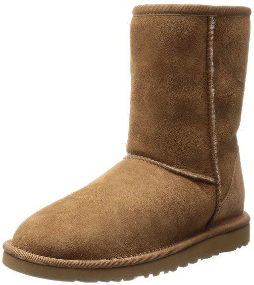 Ugg Australia Women's Classic Short Boot Chestnut 5825  5.5 UK