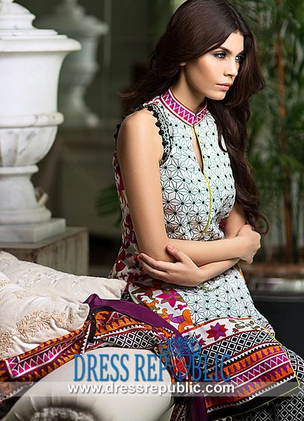 Sana Safinaz Lawn 2014 with Prices for Eid 5A Design Shop Online Sana Safinaz Lawn 2014 with Prices for Eid 5A Design in Sydney, Melbourne, Brisbane and Perth, Australia (in Wholesale and Retail). by www.dressrepublic.com