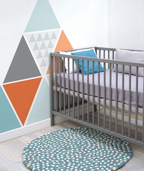 17 meilleures id es propos de papier peint en vinyle sur pinterest papier peint motif tribal. Black Bedroom Furniture Sets. Home Design Ideas
