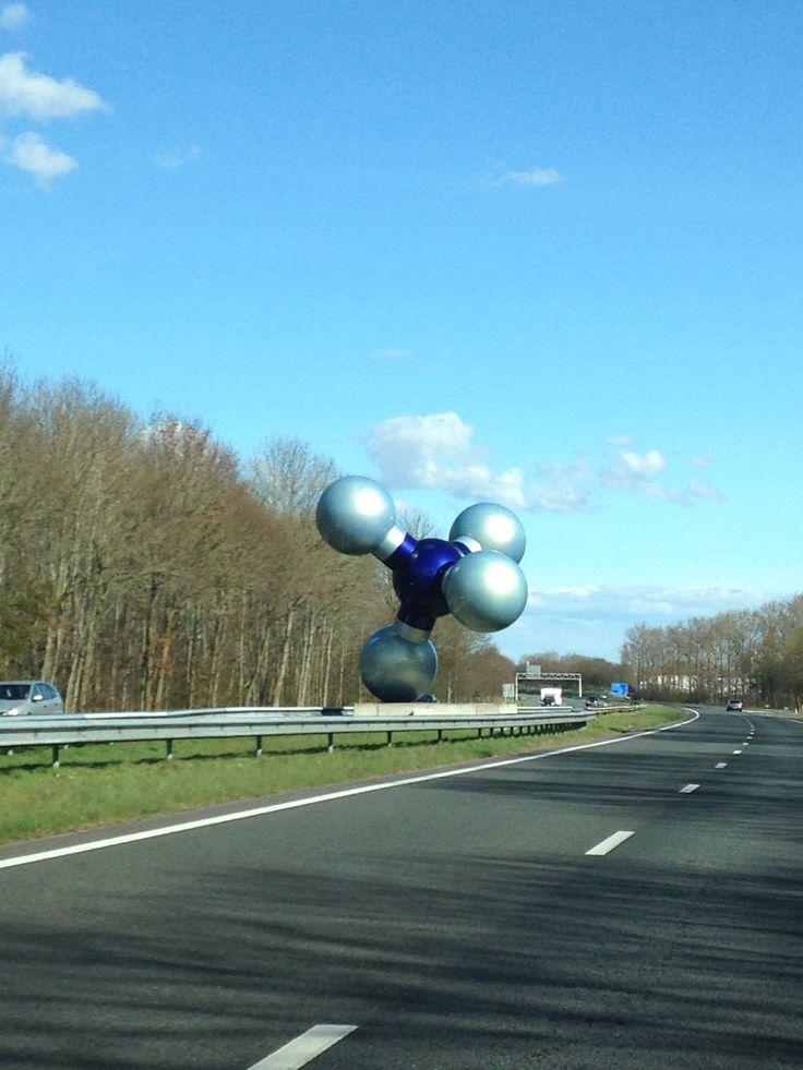 Motorvej - Groningen - Holland