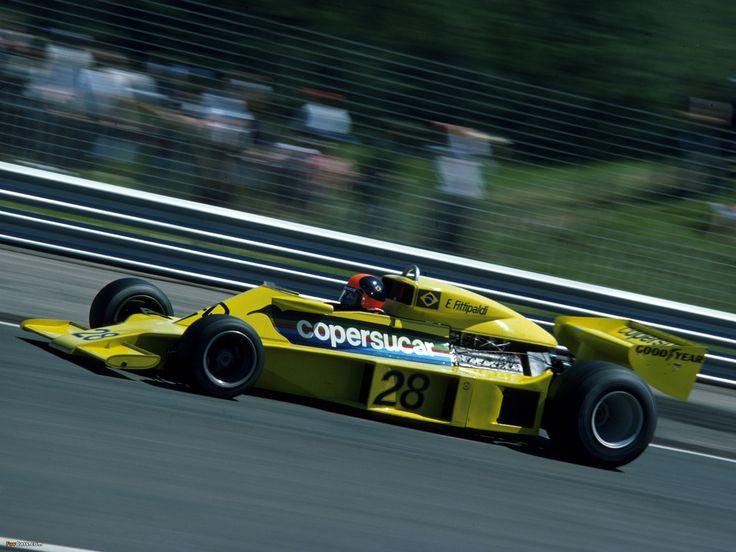 1977 Copersucar F5 - Ford (Emerson Fittipaldi)