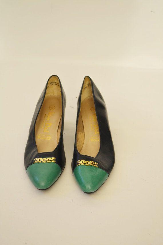 f2ec5636722d Blue Low Sko Heels r L Turquoise Women s rrelse Vintage St And xFnwCgSq
