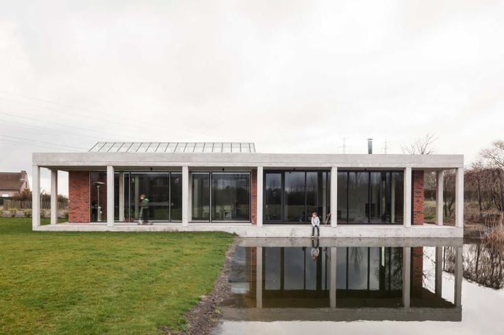 COMPAGNIE-O ARCHITECTS  HOUSE MACHELEN