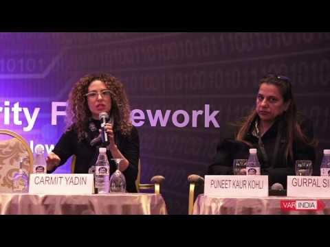 Carmit Yadin, CISO and Director of Cyber Division, Vital Intelligence Gr...