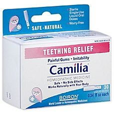 image of Boiron® 30-Dose Camilia Teething Relief