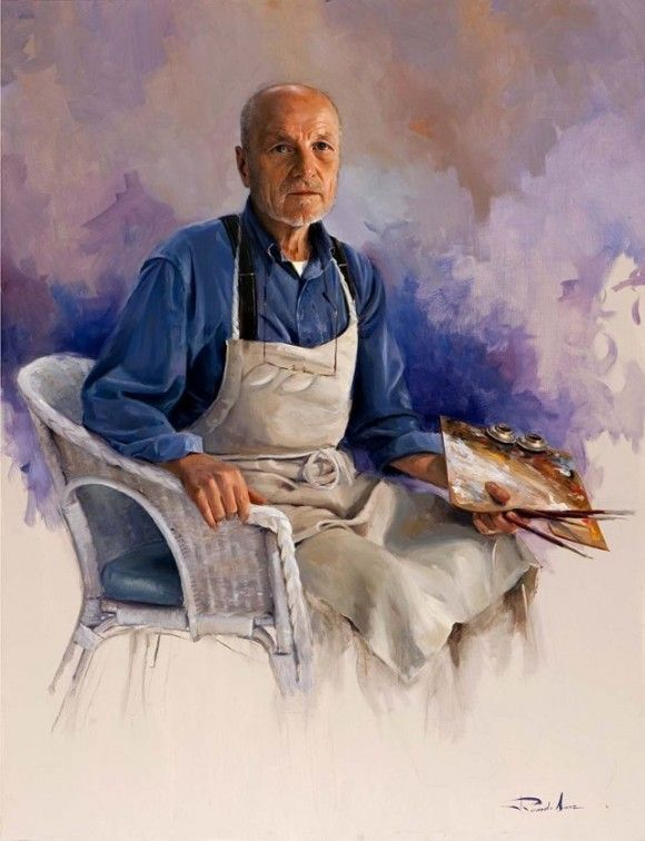 Antonio Lopez Retrato