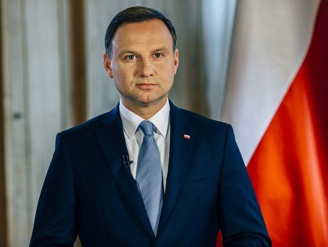 Prezydent Andrzej Duda (fot. prezydent.pl)