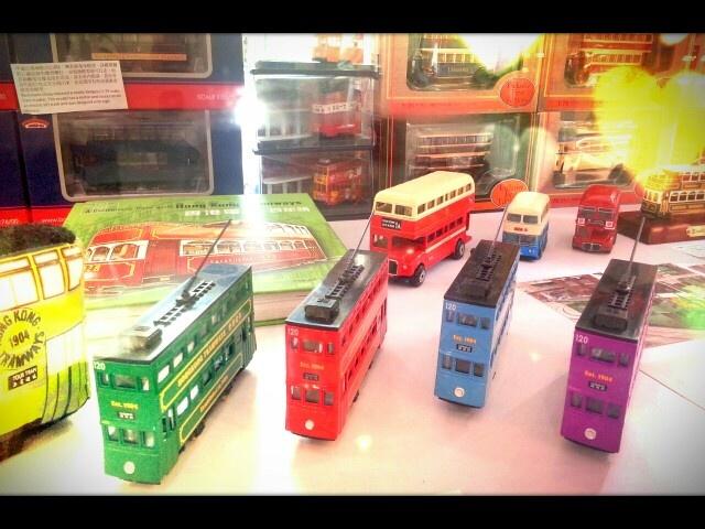 Tram Souvenirs