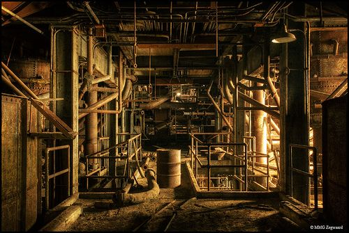St Nick's Coal breaker