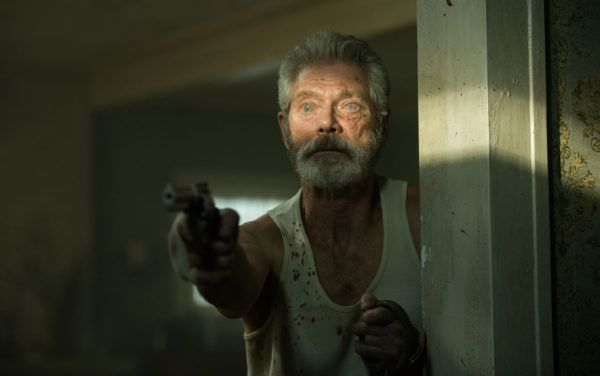 Don't Breathe Movie Trailer – A blind man goes berserk and slaughters thieves! | Release date: August 26, 2016