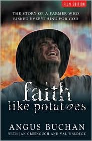 Faith like Potatoes by Angus Buchan (the movie is also really good!)