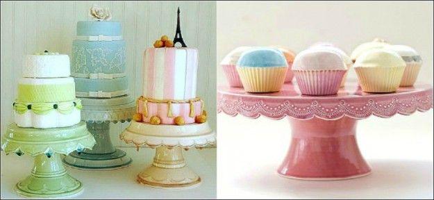 alzatine | Torte cupcake, Idee, Torte