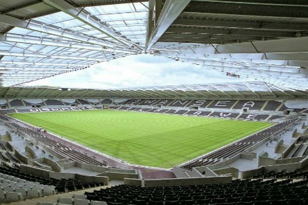 Liberty Stadium - Swansea City FC - saw Horsham lead here twice in the FA Cup!