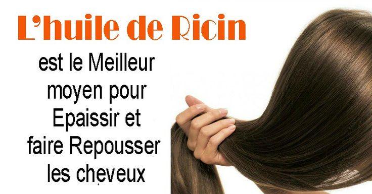 Comment sauver et faire repousser vos cheveux avec un seul ingrédient