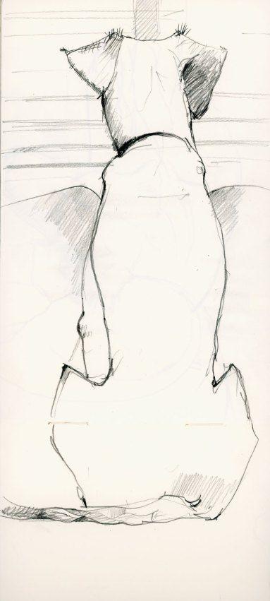 //doggie #drawing