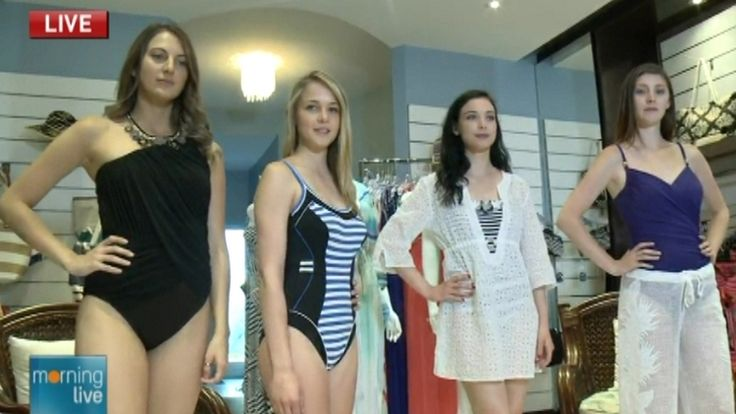 UV Couture along with Forever Swimwear showcasing some gorgeous sun apparel ‪#‎upf50‬ In case you missed it, here's the link to today's show. Check it out!