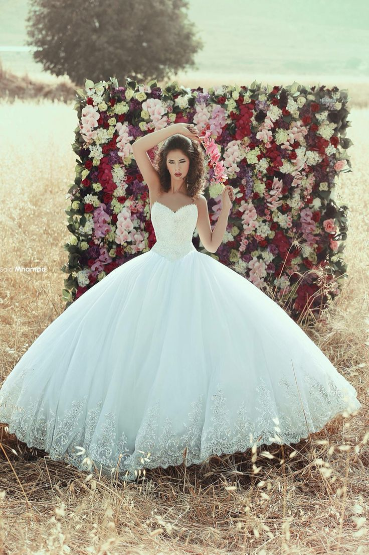 189 best Brides images on Pinterest | Wedding ideas, Ball gown ...