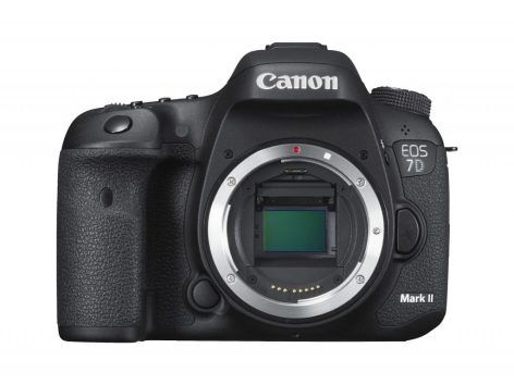 Canon EOS 7D Mark II – Uusi Canonin supernopea DSLR