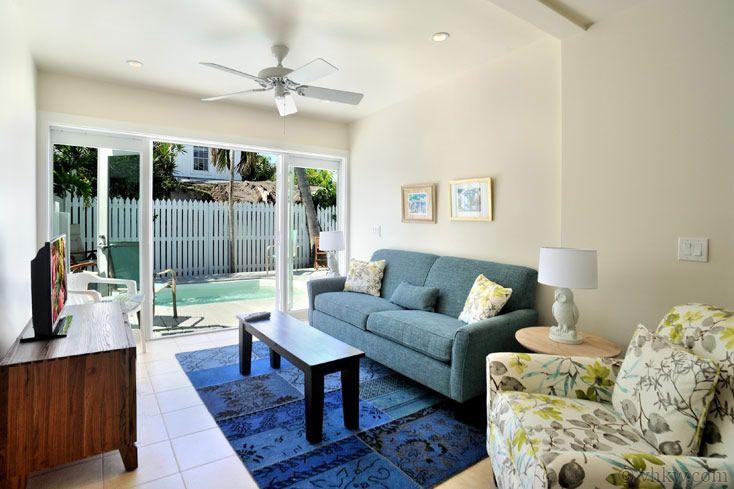 Key West Spa Villa | 4 Bedroom Nightly Vacation Rental