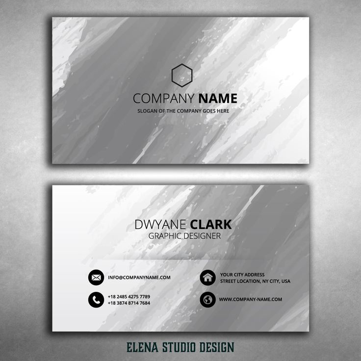 Orizontal Business Cards