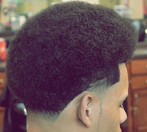 ~Afro hair~ #Curly #Hairstyle #Clean #Haircut