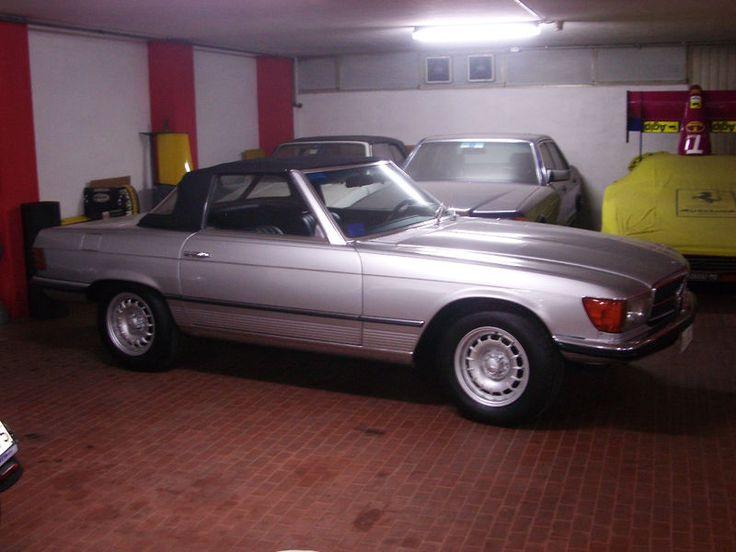 Mercedes SL 380 1979 Pagoda