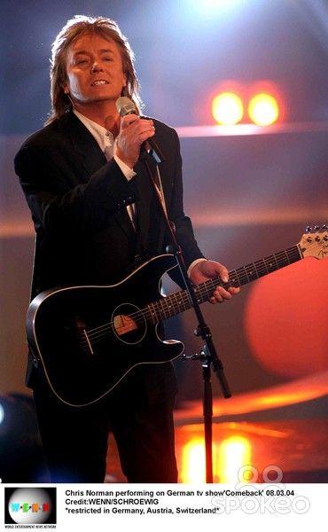 CHRIS NORMAN | Chris Norman performing on German tv show'Comeback' 08.03.04