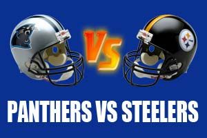 Watch Carolina Panthers vs Pittsburgh Steelers Game Live Online Stream