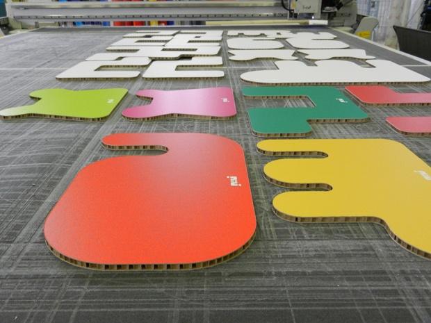 Fase prototipazione NIU', design Internotrentatrè, prodotto da STAFF