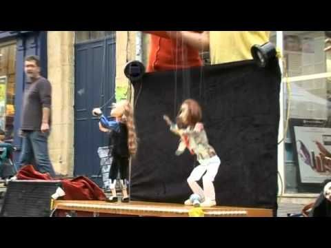 FESTIVAL MONDIAL DES MARIONNETTES - YouTube