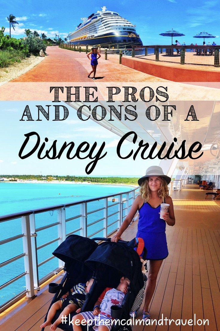 Wondering whether to book a Disney cruise? Read my unbiased review of our 3-night cruise aboard the Disney Dream here. A list of pros and cons of a Disney Cruise.