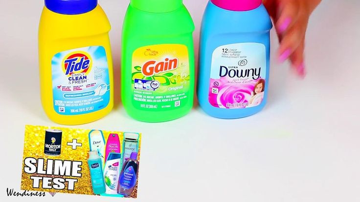 what detergent to use to make slime - Cerca amb Google
