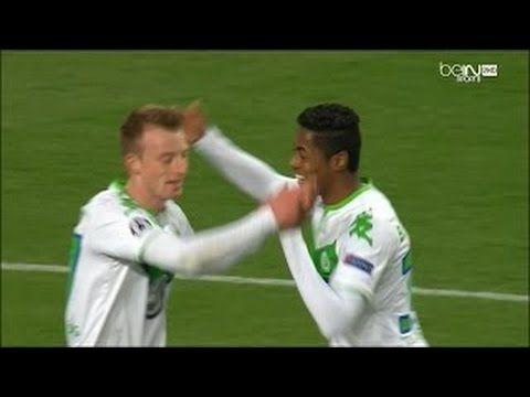 VfLヴォルフスブルク  vs レアル・マドリード 2-0  ゴールハイライト 07/04/2016 チャンピオンズリーグ