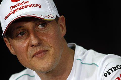 Менеджер Шумахера опровергла новость о том, что гонщика выводят из комы  http://www.woman.ru/health/medley7/article/99342/#fr=sn