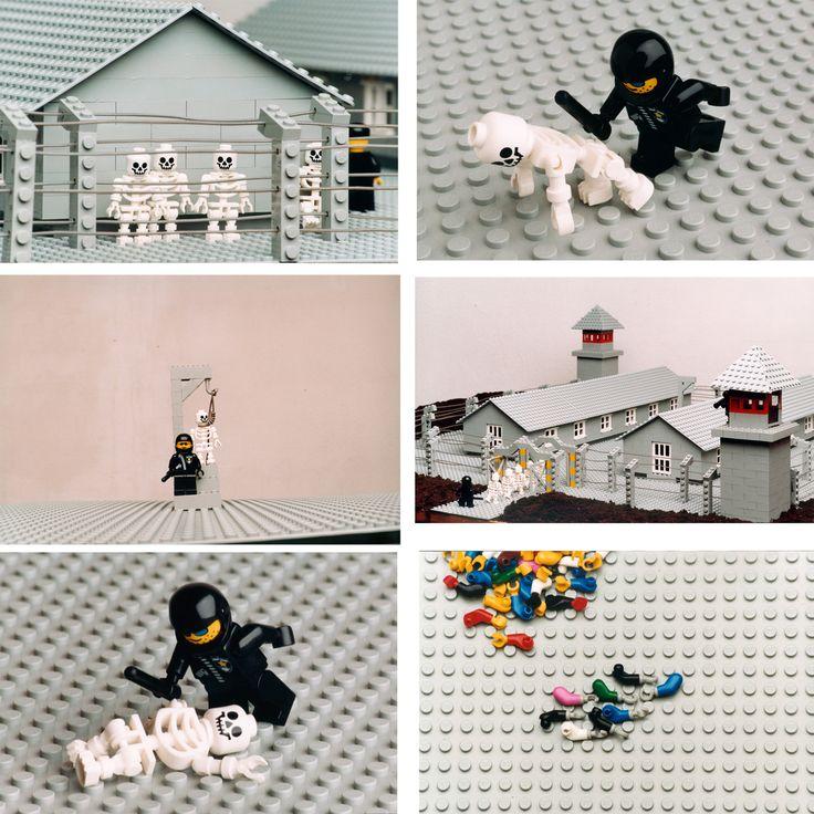 Zbigniew Libera. KZL Lego. 1996
