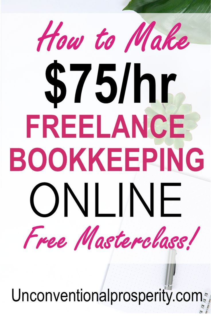How to Start A Bookkeeping Business with Bookkeeper Business Launch – Make money from home online jobs