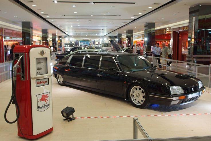 Citroen CX Limousine