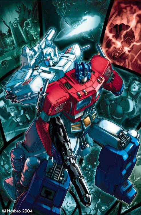 Image result for g1 optimus prime art