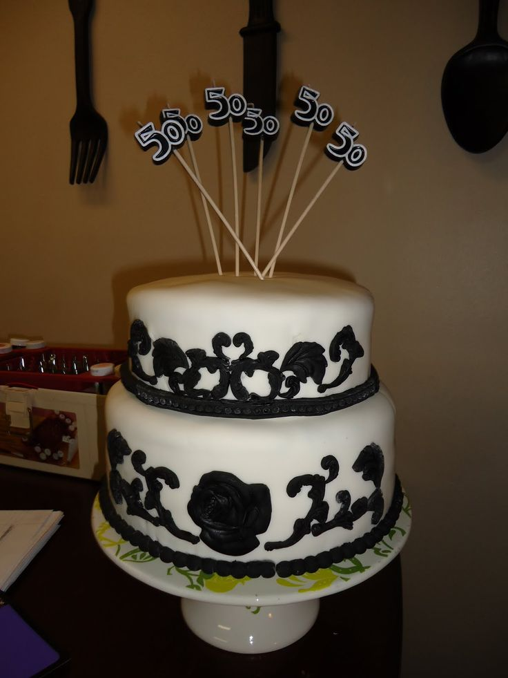 Elegant Birthday Cake Decorating Ideas : Elegant 50th Birthday Party Favors Pin Elegant 50th ...