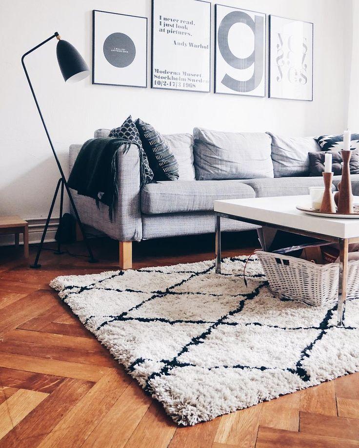Die besten 25+ Handgetuftete Teppiche Ideen auf Pinterest - designer teppiche moderne einrichtung