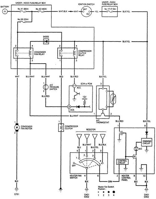 acura el wiring diagram hp photosmart printer (With images