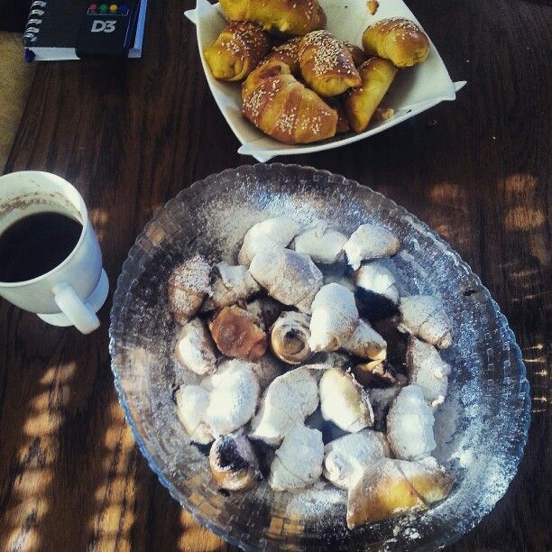 Slatke i slane kiflice