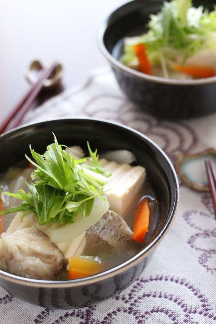 鱈と白菜のポカポカ中華スープ by かすが きょうこ | レシピサイト「Nadia | ナディア」プロの料理を無料で検索