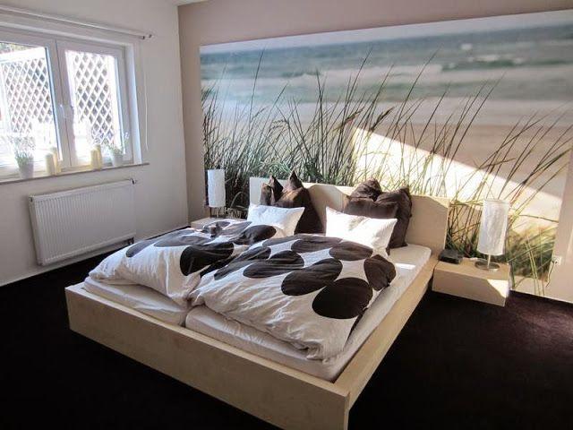 Schlafzimmer Dekorieren : schlafzimmer wand dekorieren