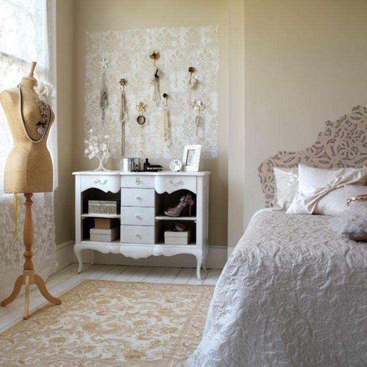Charming Vintage Bedroom